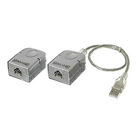 Vigor 1-Port USB Cat-5/5E Extender (VAD-1120)